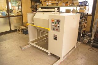 回転バレル研磨機 DT-200型