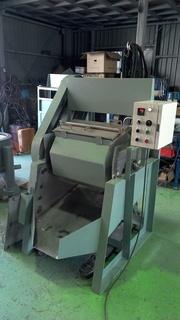回転バレル研磨機(100Lステンレス仕様)1
