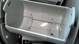 研磨槽受けとバラシリンダー装着用治具
