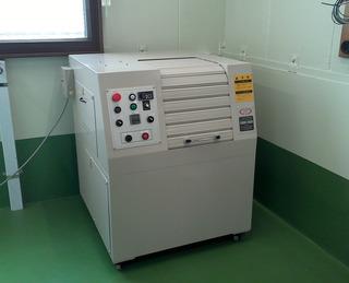 >スーパーエイトフィニッシャー(8の字全面流動式バレル研磨機) DS8-30SE型�@