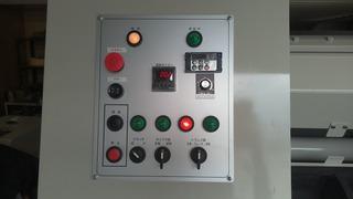 DRS-120型操作パネル